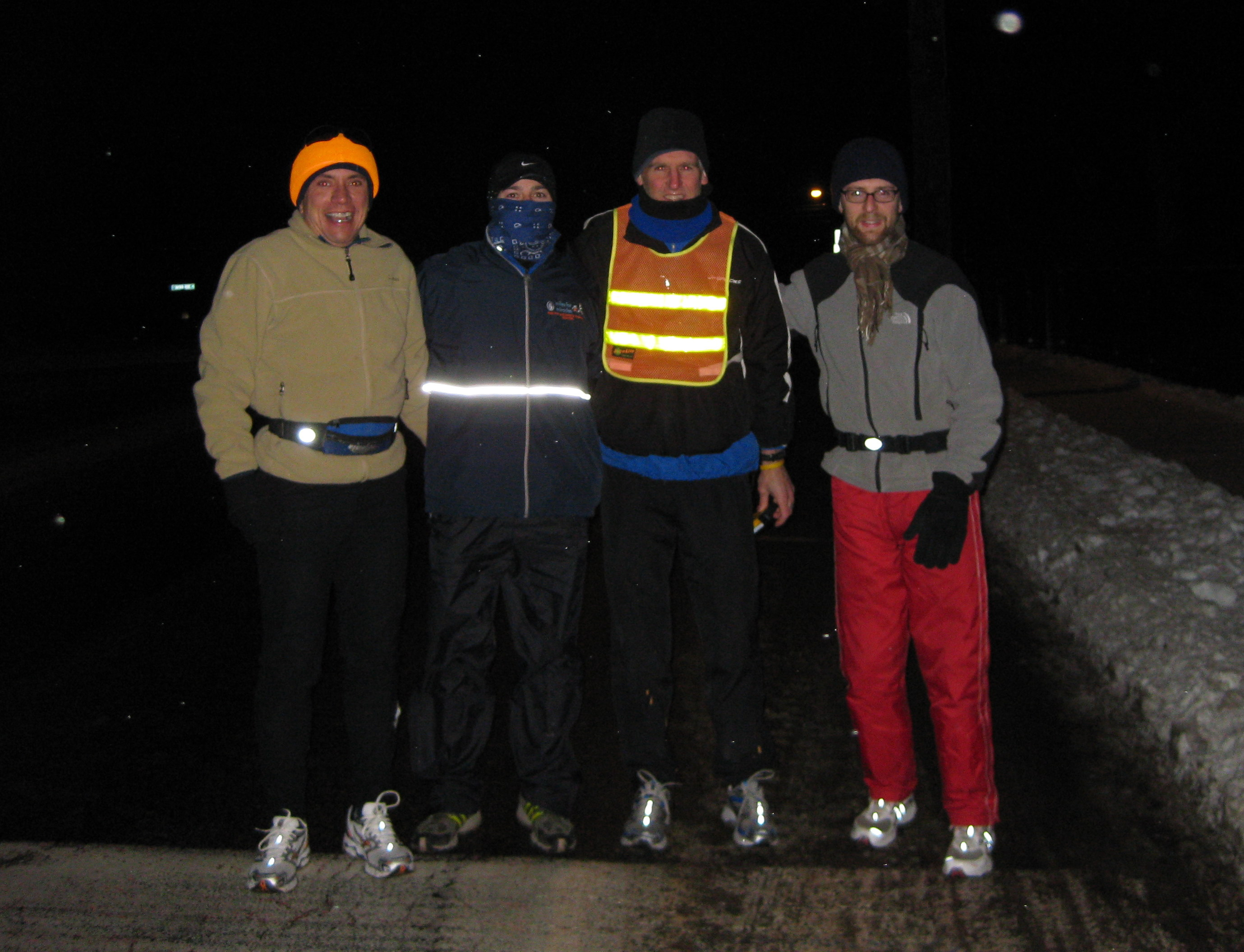 Me, Brandon, Gary, and Ned