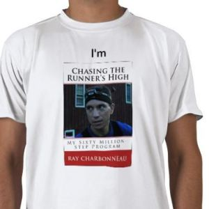 Chasing the Runner's High shirt