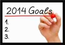 2014 goal list
