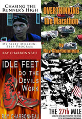 Books by Ray Charbonneau